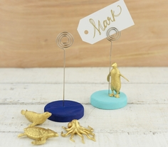Beachy Place Cards