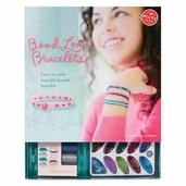 Bead Loom Bracelets by Klutz (ages 12 and up)