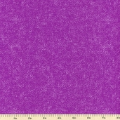 Bear Essentials Cotton Fabric - Purple