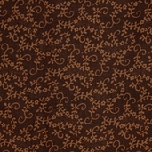 Belle Fleur - Brown Fabric