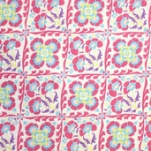 Berkeley Cotton Fabric - Pink - Clearance