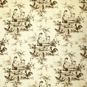 Berkley Square -  Toile Ecru