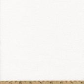 Birdseye Diaper Cloth Cotton Fabric - 36 in - White