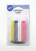 Birthday Candles - Assorted