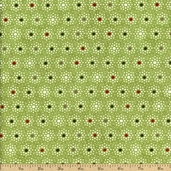 Blitzen Cotton Fabric - Pear 30297-13