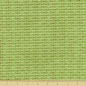 Blitzen Cotton Fabric - Scales - Green