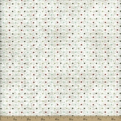 Blitzen Cotton Fabric - Snow White 30296-11