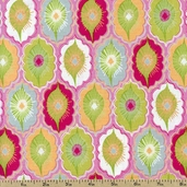 Blomma Keiko Cotton Fabric - Pink 111-103-04-2