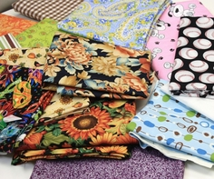 Bolt End Bundle! Assorted Fabric Packs