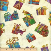 Bountiful Blessings Fabrics - Multi