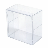 Box Square 12 Pack - Clear