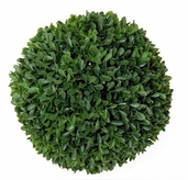 Boxwood Ball 9in - Green