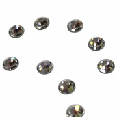 Bridal Collection - 6.5mm Self Stick Czech Crystals