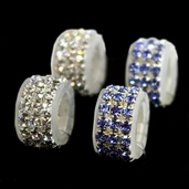 Bridal Collection - Something Blue and Bling Too Heel Ring - 4pc