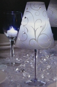 Bridal Collection - Vellum Lampshades - 12pc