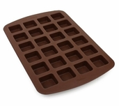 Brownie Bite-Size Squares Mold