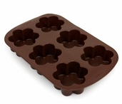Brownie Pops Blossom Mold