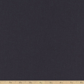 Brussels Washer Linen Rayon Fabric Blend - Midnight