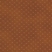 Buggy Barn Basics Cotton Fabric - Polka Dot Brown