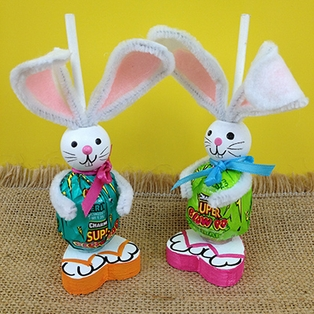 Bunny Pop Favors