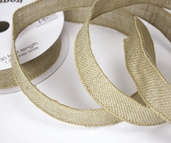 Burlap Ribbon Roll 30ft. - 1.5 inch
