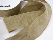Burlap Ribbon Roll 30ft. - 3 inch