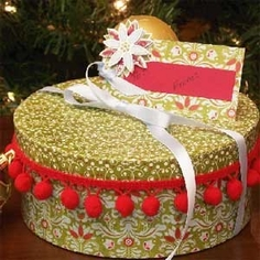 Cake Stand Or Gift Box