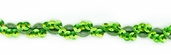 Cancun Cup Sequin Braid Trim - Green - 36yds