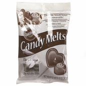 Candy Melts Wilton - Dark Cocoa - CLEARANCE