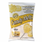Candy Melts Wilton - Yellow  - CLEARANCE