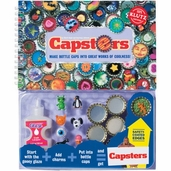 Capsters! Make Bottle Caps into Great Works of Coolness! (w/ bottle caps)