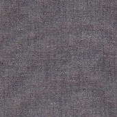 Carolina Chambray Cotton Fabric - Black