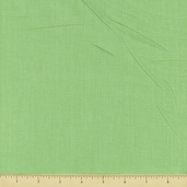 Carolina Chambray Cotton Fabric - Lime