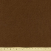 Carolina Chambray Cotton Fabric - Mocha
