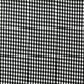 Carolina Gingham 1/16in. - Black