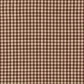 Carolina Gingham 1/8in. - Brick