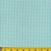 Carolina Gingham 1/8in - mint - CLEARANCE