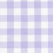 Carolina Gingham 1in. - Lavender
