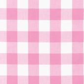 Carolina Gingham 1in. - Pink