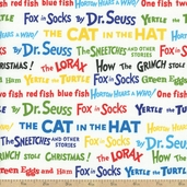 Celebrate Seuss Cotton Fabrics - Celebration