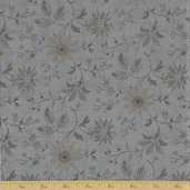 Centenary Cotton Fabric - Grey - CLEARANCE
