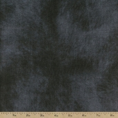 Chalkboard Christmas Marble Cotton Fabric - Grey