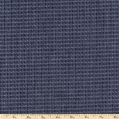 Chambray Dobbies Cotton Fabric - Light Denim