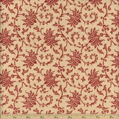 Chateau Rouge Cotton Fabric - Pearl 13622-16
