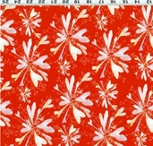 Cherie Cotton Fabric - Red