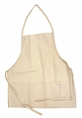 Child's Apron - Natural