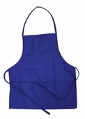 Child's Apron - Royal