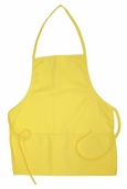 Child's Apron -Yellow