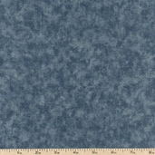 Choice Fabrics Blenders Cotton Fabric - Blue BLENDERS-1501