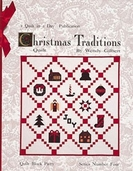 Christmas Traditions Quilt Block Party